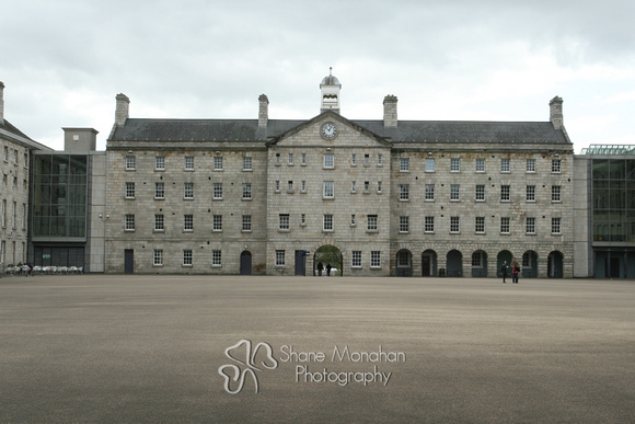 Irish National Museum, Dublin, Ireland by Shane Monahan Photography - Sioux City, Iowa BEFORE picture