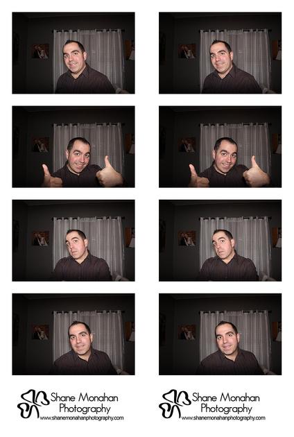 Shane Monahan Photography Photo Booth