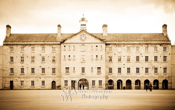 Irish National Museum, Dublin, Ireland by Shane Monahan Photography - Sioux City, Iowa AFTER picture