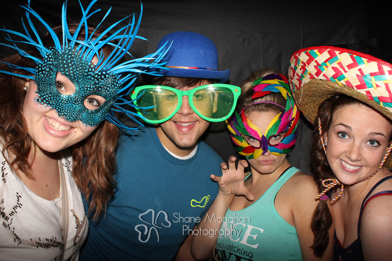 Sioux City Photo Booth Rental - Shane Monahan Photography - Megan