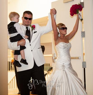 Brandon and Kayla