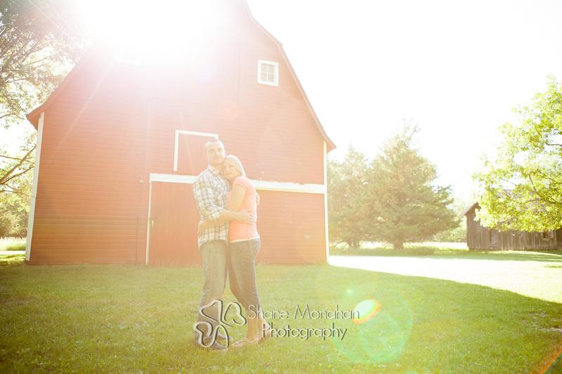 Sioux City Photographers - Shane Monahan Photography - Iowa Wedding & Portrait Photographer - Nate and Alisha engagement photos