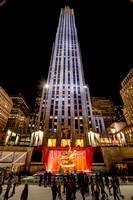 Rockefeller Center - New York City/Manhattan, NY