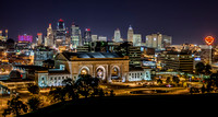 Kansas City Skyline - Kansas City, Missouri