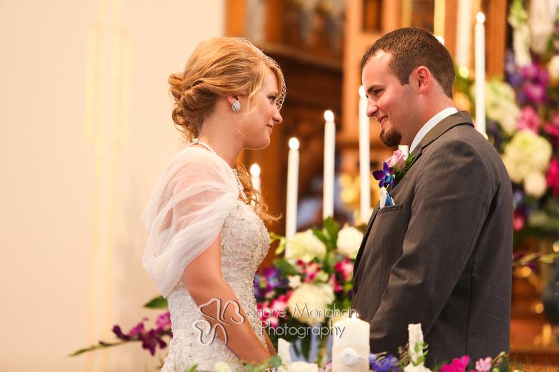 Alyssa and Zach Utech Wedding, unity candle - Sioux City Photographers - Shane Monahan Photography, Iowa Wedding & Portrait Photographer, Photo Booth Rental, Remsen, IA