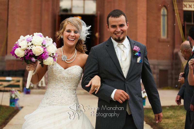 Alyssa and Zach Utech Wedding, newlyweds - Sioux City Photographers - Shane Monahan Photography, Iowa Wedding & Portrait Photographer, Photo Booth Rental, Remsen, IA