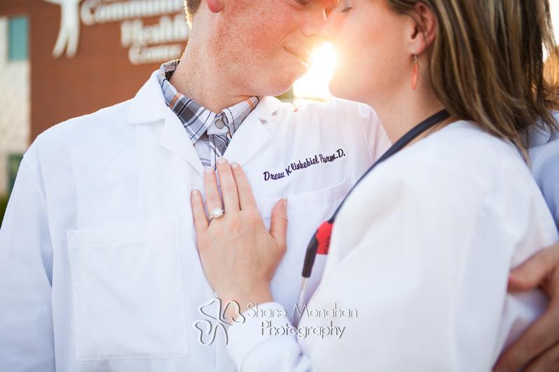 Jabrel and Drew engagement photos - Sioux City, Iowa Wedding & Portrait Photographer - Shane Monahan Photography