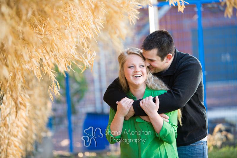 Ashleigh and Cody Engagement photos - Omaha, Nebraska - by Shane Monahan Photography