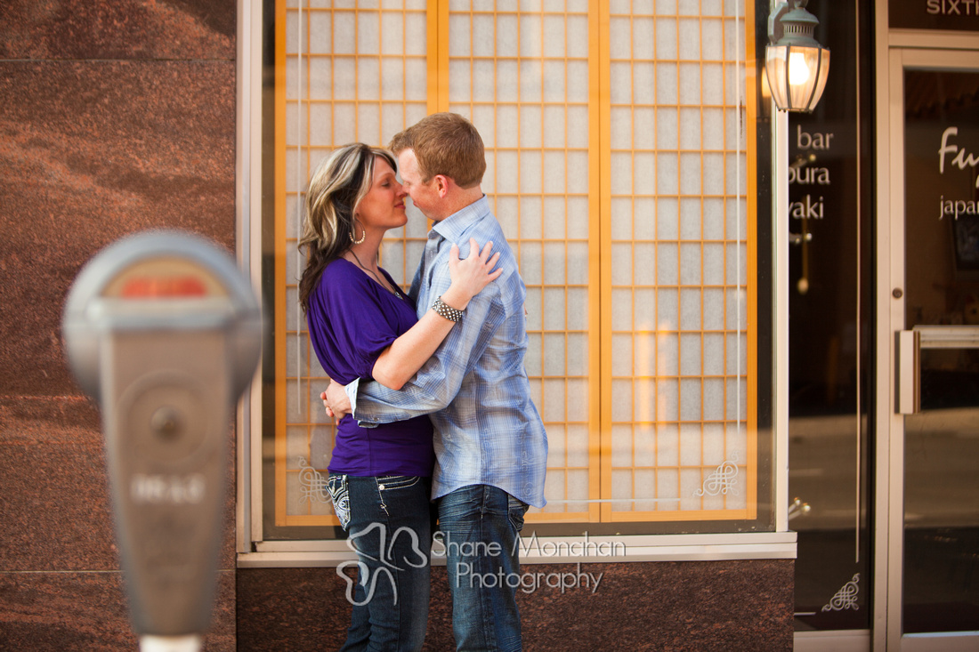 Jabrel and Drew engagement photos - Sioux City, Iowa Wedding & Portrait Photographer - Shane Monahan Photography