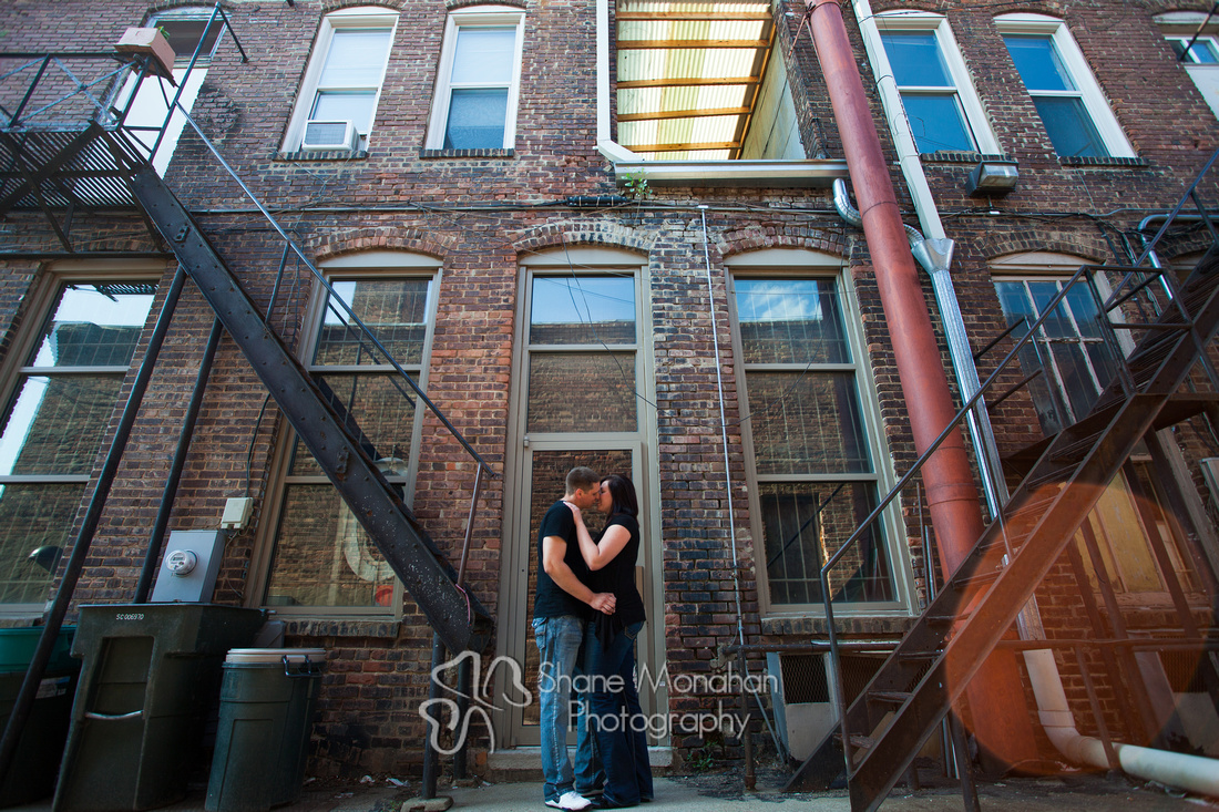 Becky and Channing engagement photos - Sioux City Photographers, Shane Monahan Photography, Iowa Wedding & Portrait Photographer