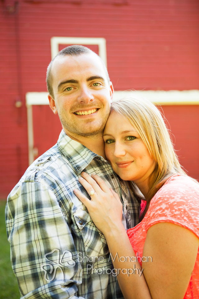 Sioux City Photographers - Shane Monahan Photography - Iowa Wedding & Portrait Photographer - Nate and Alisha engagement photos
